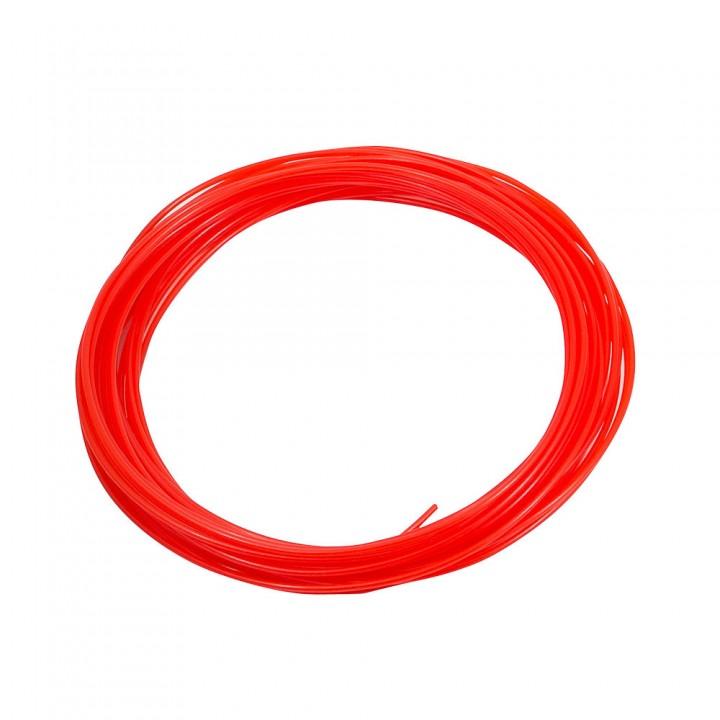 PLA пластик для 3D ручки 10 м Красный