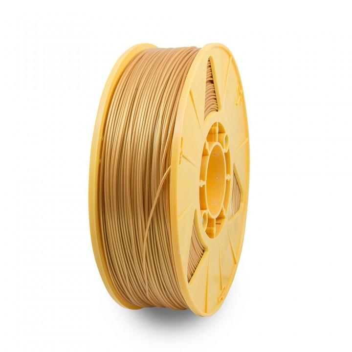 PLA пластик для 3D ручки 10 м Золотой