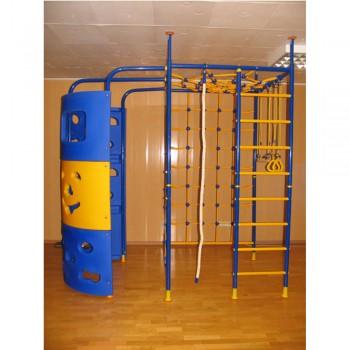 Детский спортивный комплекс Вереск 5-ти опорный с башней