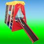 Детский спортивный комплекс Plastep Богатырь 170 Д
