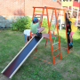 Детский спортивный комплекс Plastep Богатырь 170 М