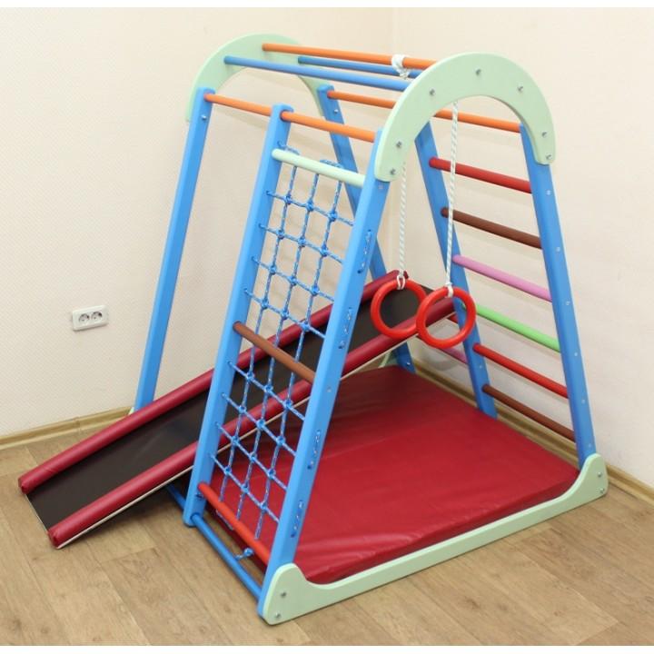 Детский спортивный комплекс Plastep Капелька 130