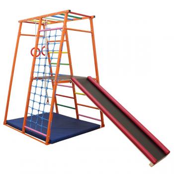 Детский спортивный комплекс Plastep Теремок 170 с площадкой М