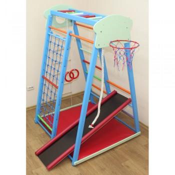 Детский спортивный комплекс Plastep Баскет-6