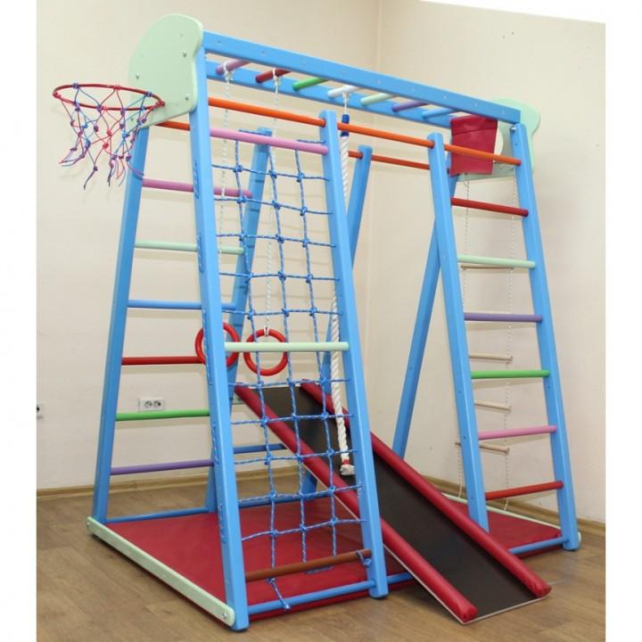 Детский спортивный комплекс Plastep Баскет-8