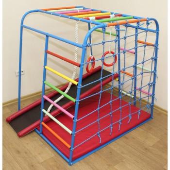Детский спортивный комплекс Plastep Кубик лесенка