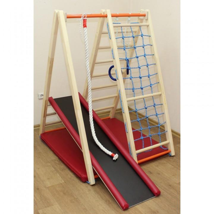 Детский спортивный комплекс Plastep Малютка 140