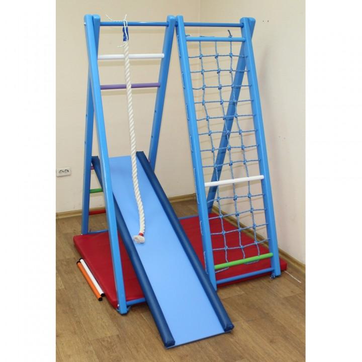 Детский спортивный комплекс Plastep Радуга 170
