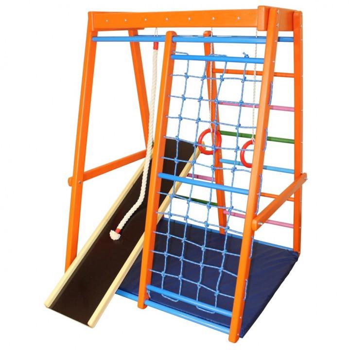 Детский спортивный комплекс Plastep Теремок 170 Д