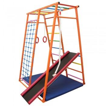 Детский спортивный комплекс Plastep Теремок 170 М
