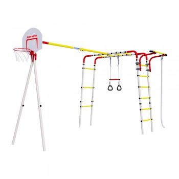 Детский спортивный комплекс для дачи ROMANA Акробат-2 без качелей