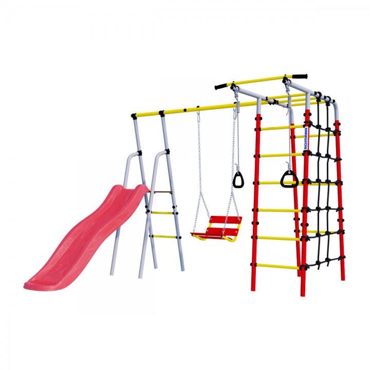 Детский спортивный комплекс для дачи ROMANA Богатырь качели цепные