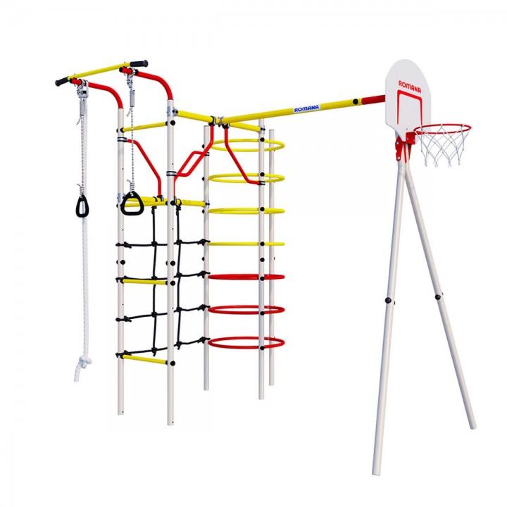 Детский спортивный комплекс для дачи ROMANA Космодром без качелей