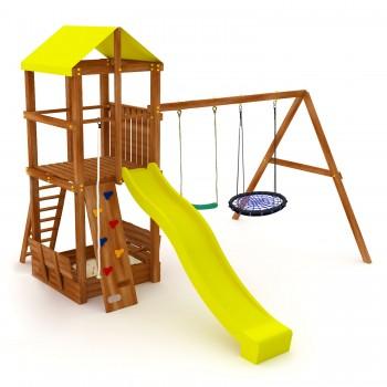 Детская игровая площадка Kampfer Cool Castle
