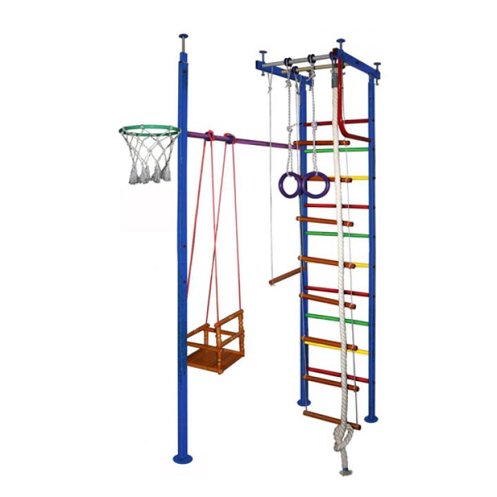 Детский спортивный комплекс Вертикаль 10