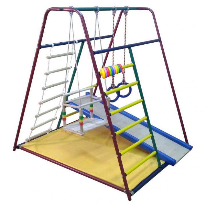 Детский спортивный комплекс Вертикаль Весёлый малыш Mini
