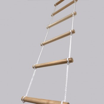 Лестница веревочная 10 ступеней