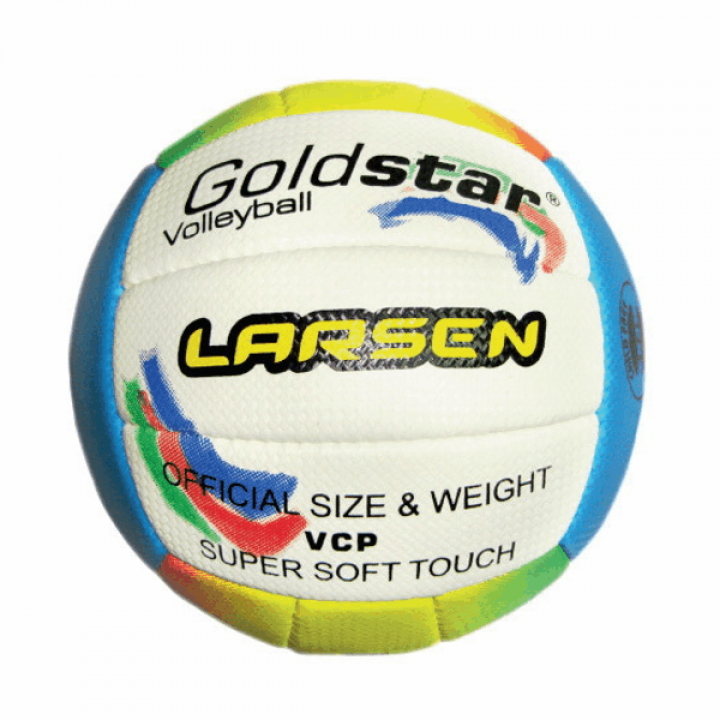 Мяч волейбольный пляжный Larsen Gold Star