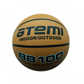 Мяч баскетбольный Atemi BB100 р.3