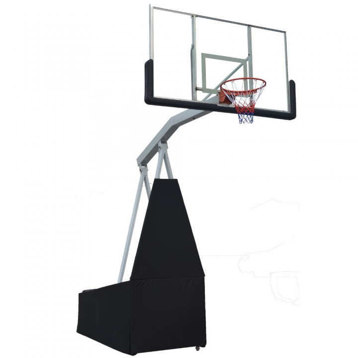 Стойка баскетбольная DFC STAND72G