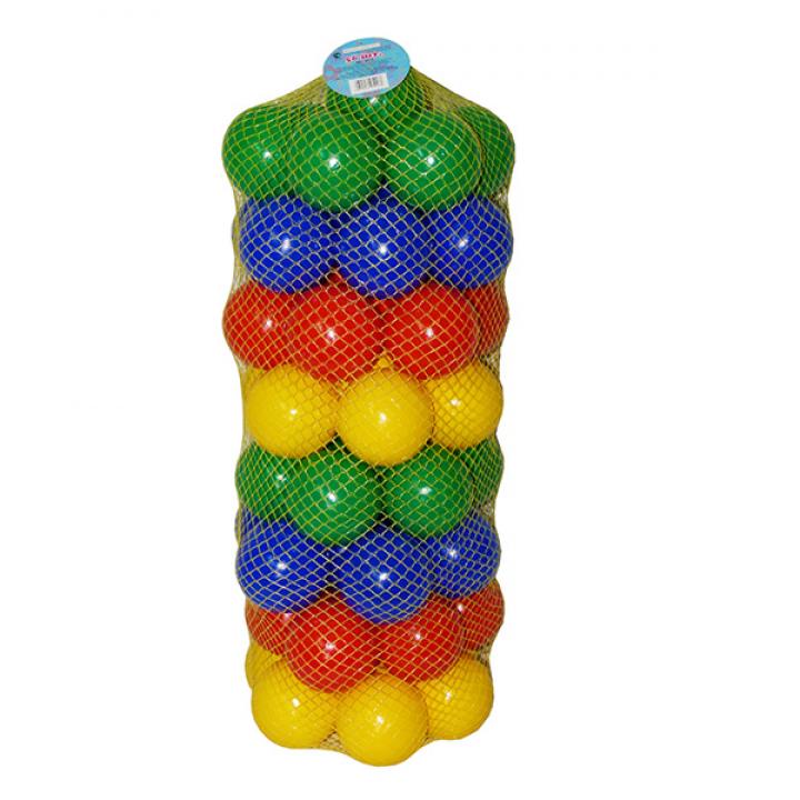 Набор шариков для сухого бассейна 100шт. Юг-Пласт 2014