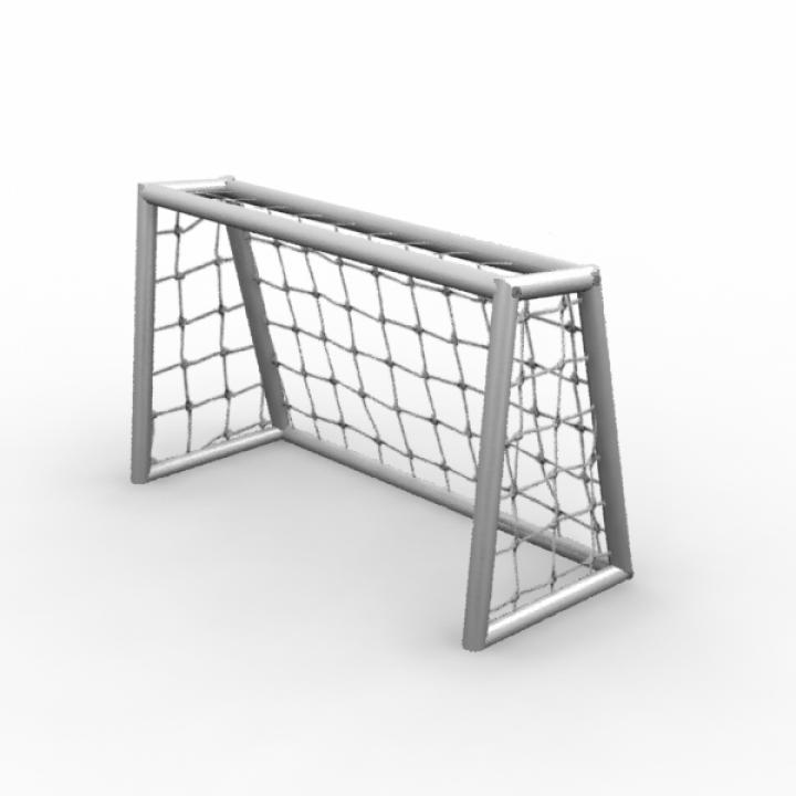 Ворота футбольные СпортОкей СС90*