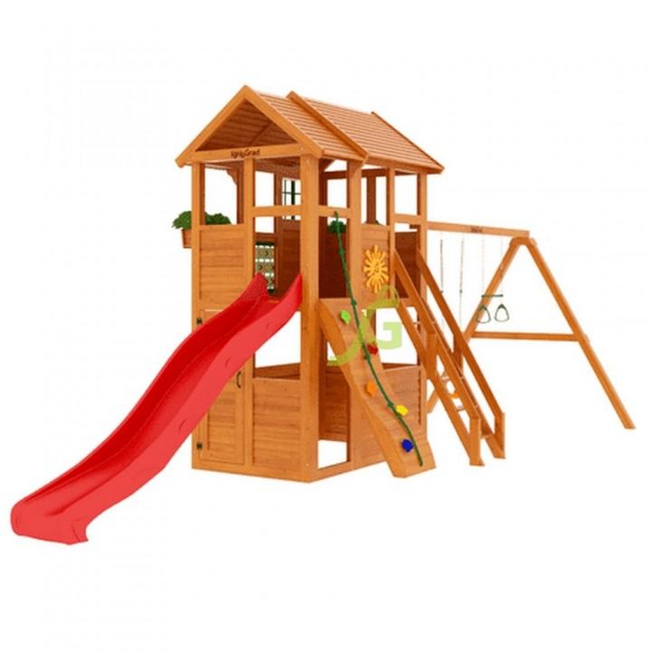Детская игровая площадка IgraGrad Клубный домик 2