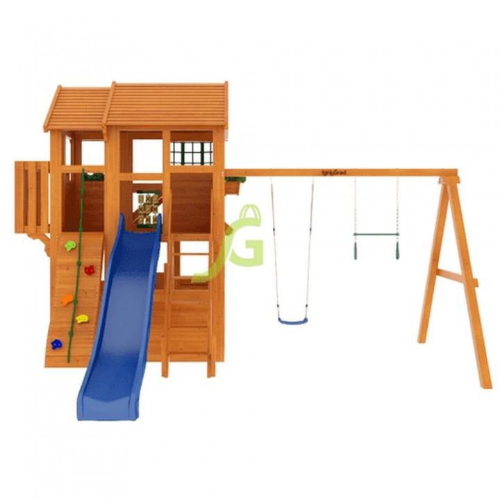 Детская игровая площадка IgraGrad Клубный домик 3