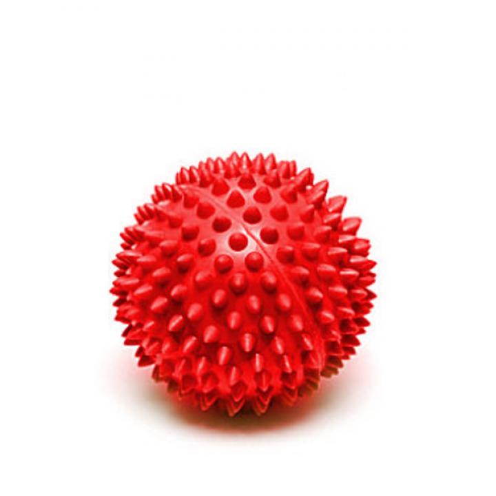 Мяч массажный Larsen SM-1 7см красный