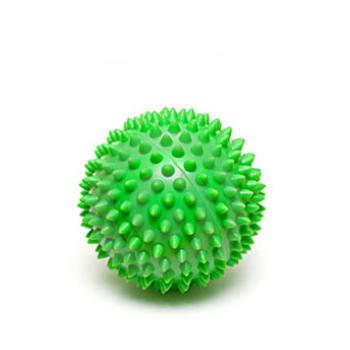 Мяч массажный Larsen SM-3 7см зеленый