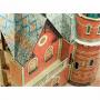 Кукольный Домик-3 Умная Бумага 343*