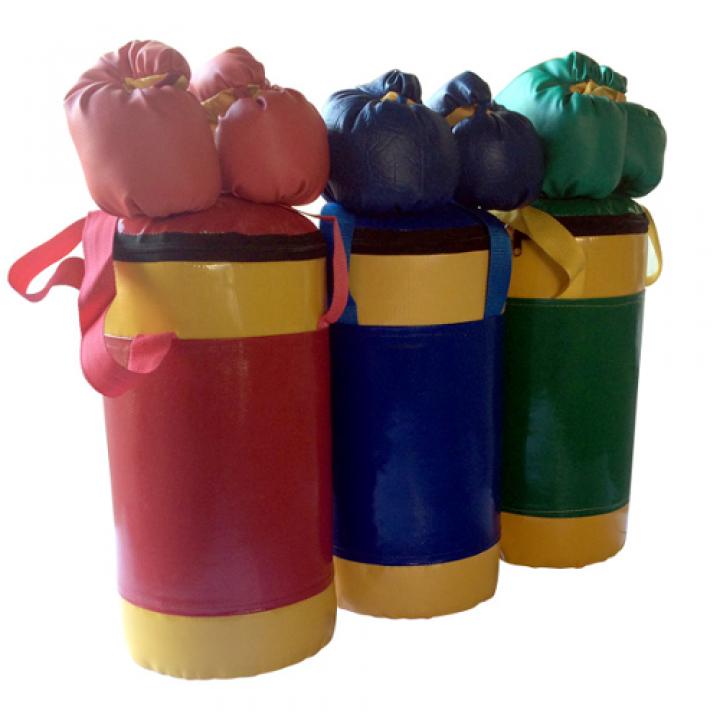 Набор детский боксерский KMS № 2