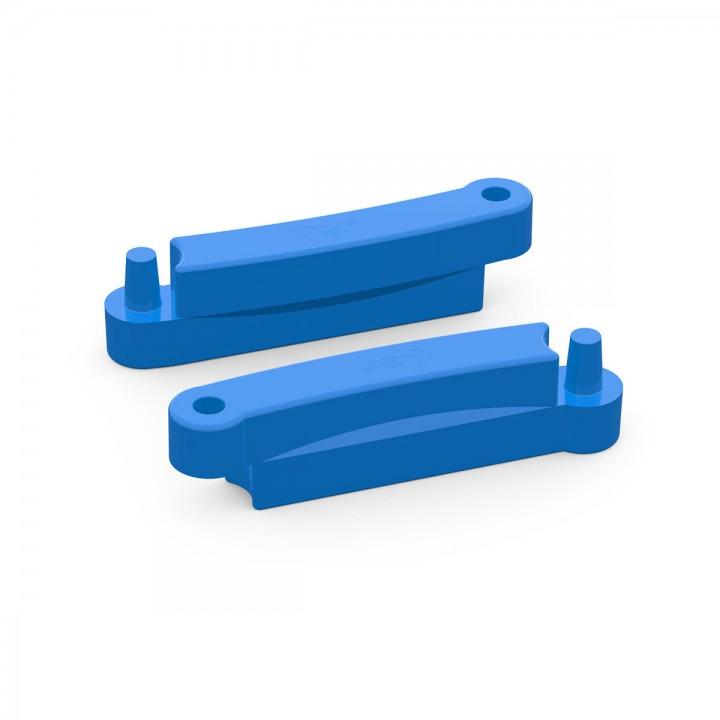 Элемент модульной песочницы Полимер 1200 синий