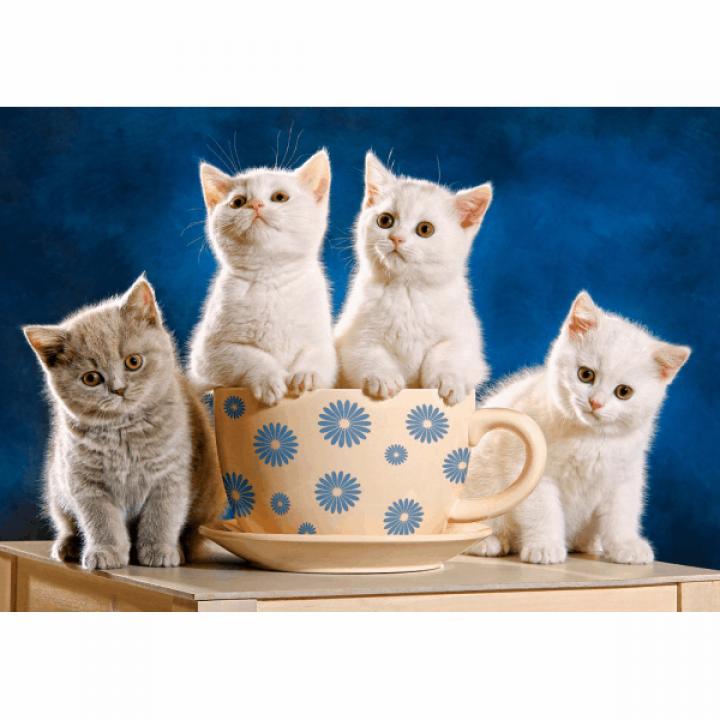 Пазл 4 котенка 500 деталей Castorland B-52042