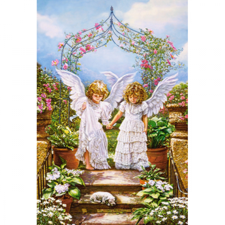 Пазл Друзья - Ангелы 1000 деталей Castorland C-103225