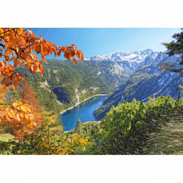 Пазл Озеро в Альпах 2000 деталей Castorland C-200399