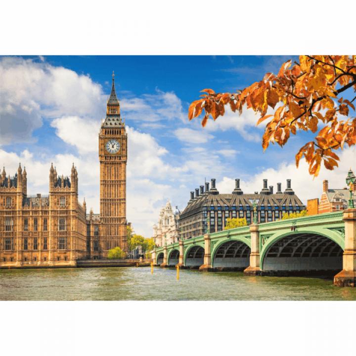 Пазл Сердце Лондона 1000 деталей Castorland C-103096