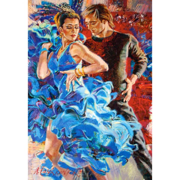 Пазл Танец 1000 деталей Castorland C-103287