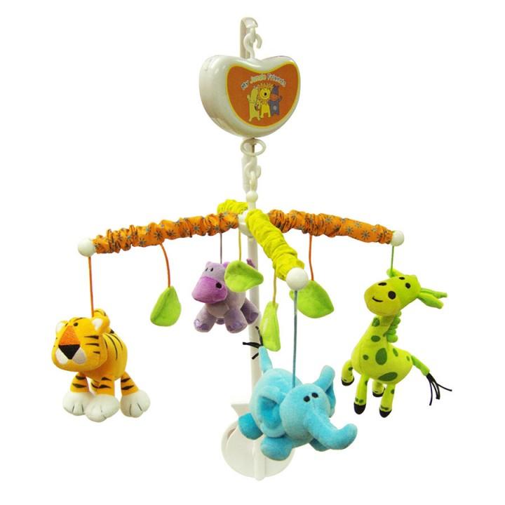 Мобиль Счастливые друзья Biba Toys BM040*