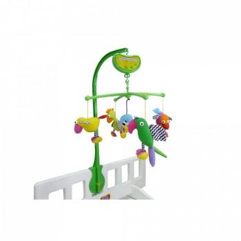 Мобиль Попугайчики Biba Toys CD081*