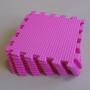 Модульное покрытие Жанетт розовый 33х33 9 мм 9шт