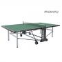Теннисный стол всепогодный OUTDOOR ROLLER 1000 зеленый DONIC 230291-G