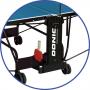 Теннисный стол всепогодный OUTDOOR ROLLER 600 синий DONIC 230293-B
