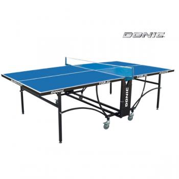 Теннисный стол всепогодный Tornado-AL-Outdoor синий DONIC TOR-AL