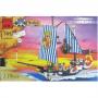 Конструктор Пиратский корабль 310 деталей Enlighten Brick 305*