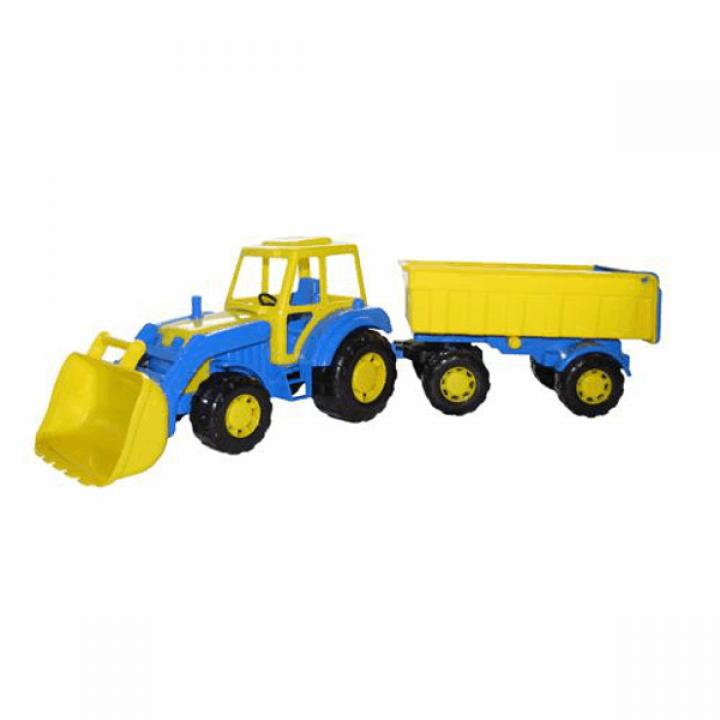 Трактор №1 Мастер Полесье 35264