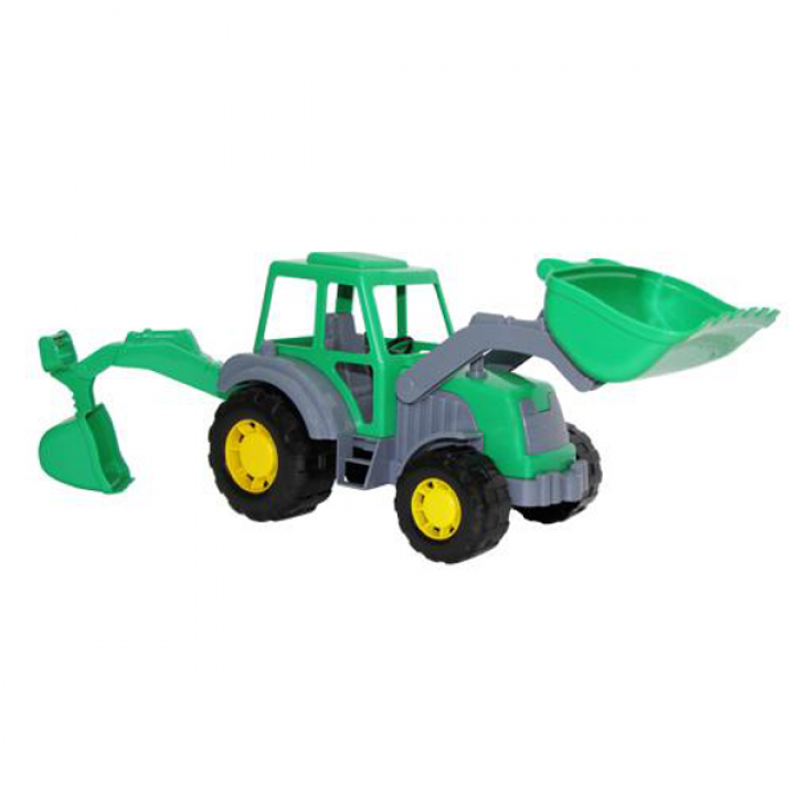 Трактор-экскаватор Алтай Полесье 35394