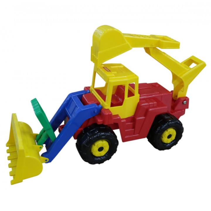 Трактор-экскаватор Батыр Полесье 46758