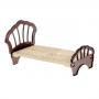 Кукольная кровать Лира Огонек С-112