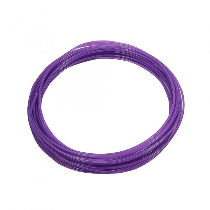 PLA пластик для 3D ручки 10 м Фиолетовый